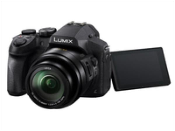 Panasonic Lumix DMC-FZ300 Digitalkamera 12,1 MP, 24x opt. Zoom black Digitālā kamera