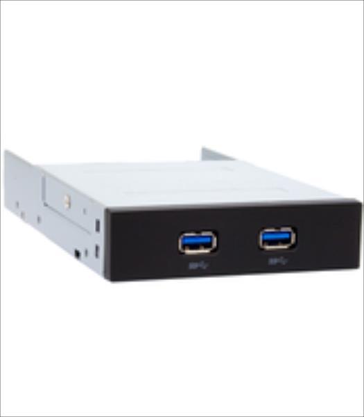CHIEFTEC MUB-3002 USB 3.0 FRONT PANEL aksesuārs datorkorpusiem