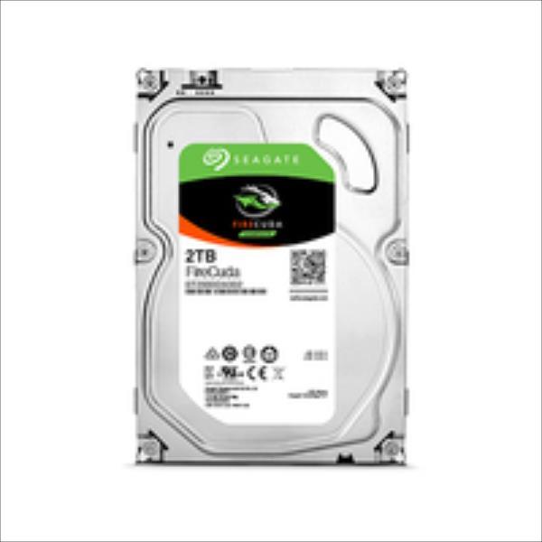 Seagate FireCuda 3.5'' 2TB SATA3 7200RPM 64MB cache / 8GB SSD cietais disks