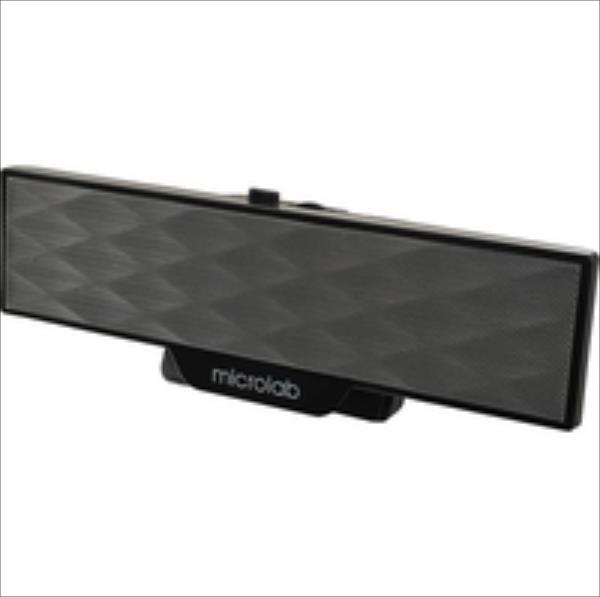 MICROLAB B-51 Soundbar design 4W USB Powered datoru skaļruņi