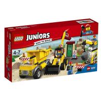 Lego Juniors 10734 Demolition Site konstruktors