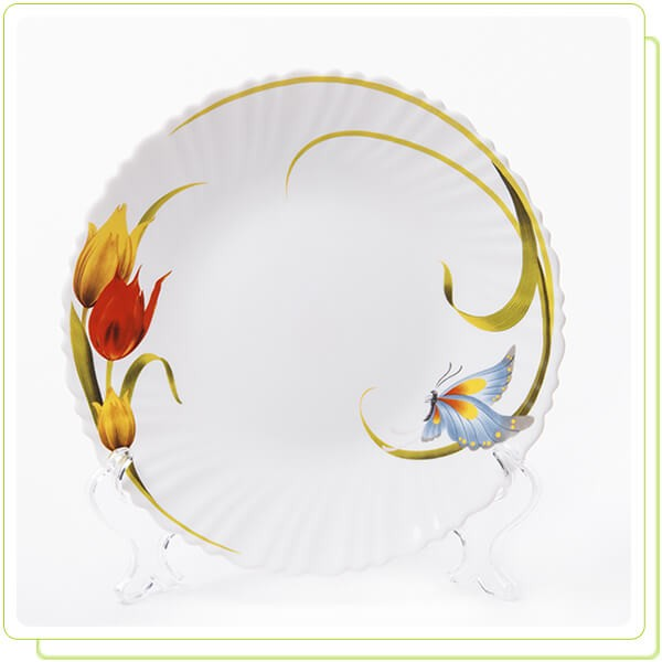 "MAESTRO Šķīvis ""Tulip"" MR 30849 02"