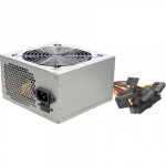 Goldenfield power supply ATX  500W, Silent 120 mm fan, 3xSATA, 2 x IDE, 1 xFDD, bulk Barošanas bloks, PSU