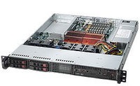 Obudowa serwerowa Supermicro 1U CSE-111T-560UB