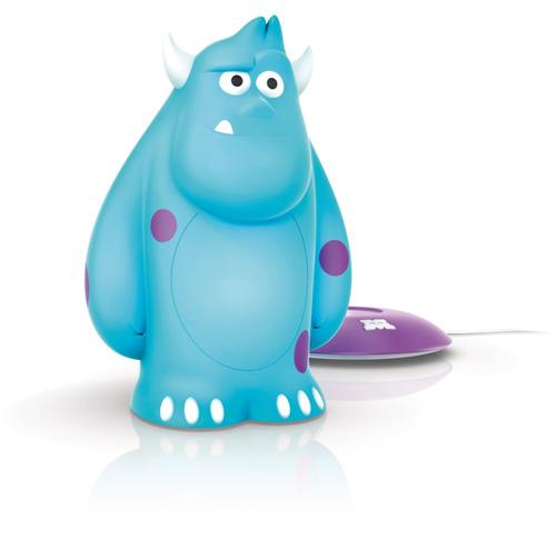 Philips Disney SoftPal Sulley led nakts gaismiņa, lādējama, 0.18W 717058316 apgaismes ķermenis