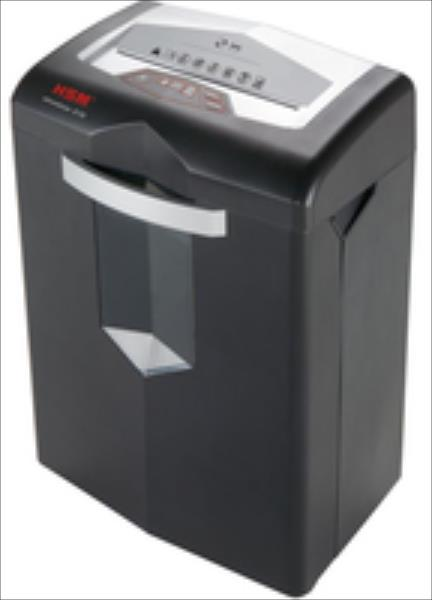 HSM Shredstar X15 - cross cut 4,0x35mm/ 15 sheets 80 g/ 27 l bin/ DIN 3 papīra smalcinātājs