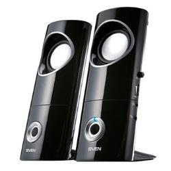 Sven Speakers SVEN 245, black (USB) datoru skaļruņi