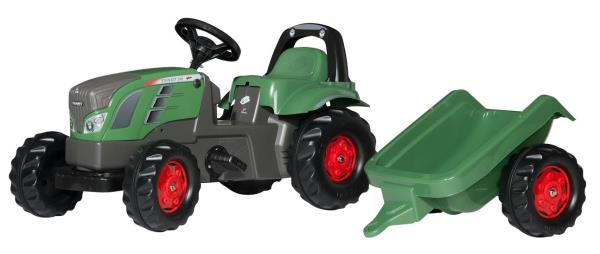 Traktors ar pedāļiem rollyKid Fendt 516 Vario (2.5-5g.)