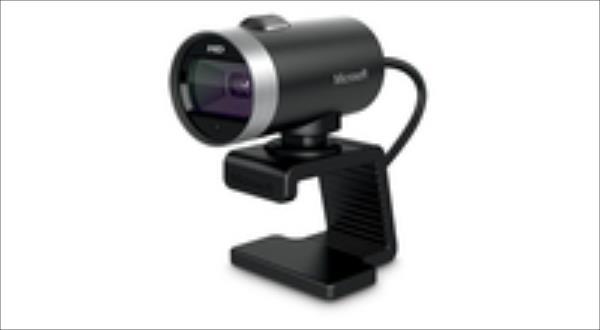 Microsoft LifeCam Cinema for Business Black, 1.83 m web kamera