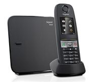 Gigaset E630    black IP65 Vibrationsalarm Freisprechfunkt telefons