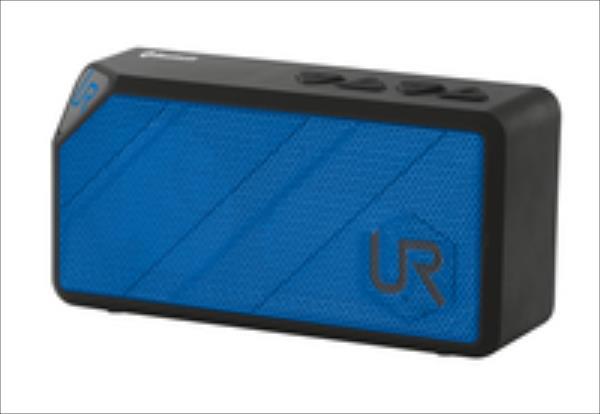 Yzo Wireless Speaker - blue pārnēsājamais skaļrunis