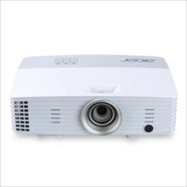 Acer P5327W 1280x800 DPI, 4000 cd/m2, 1:1.3, White projektors
