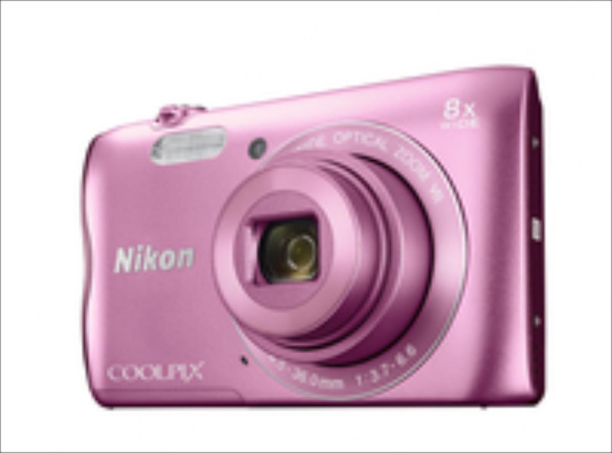 Nikon COOLPIX A300 Pink Digitālā kamera