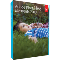 Adobe Photoshop Elements 2018 Upgrade MLP (EN)