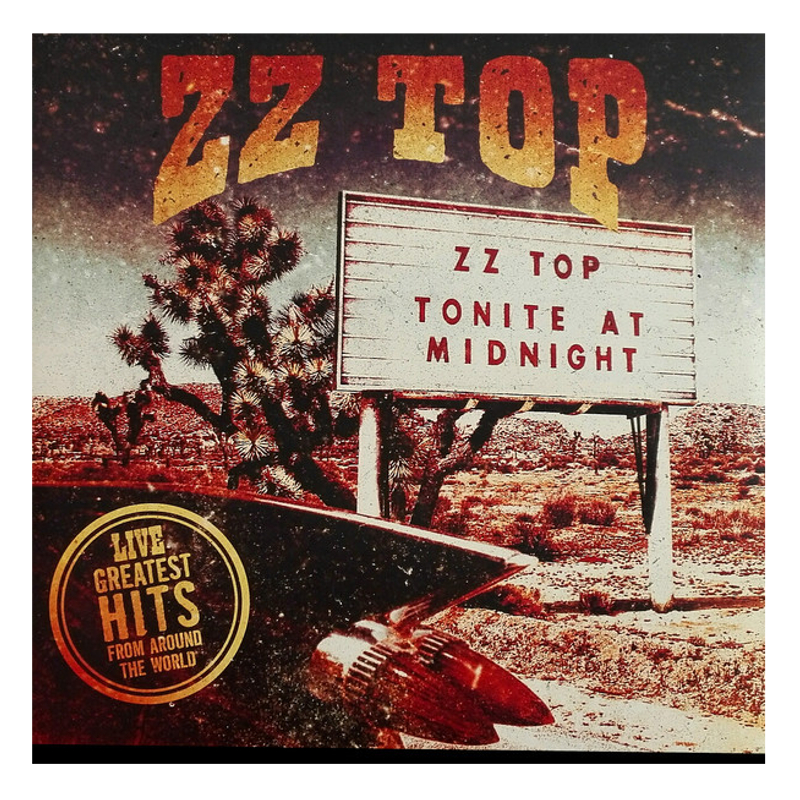 ZZ TOP Live/Great Hits From Around The World 320031704