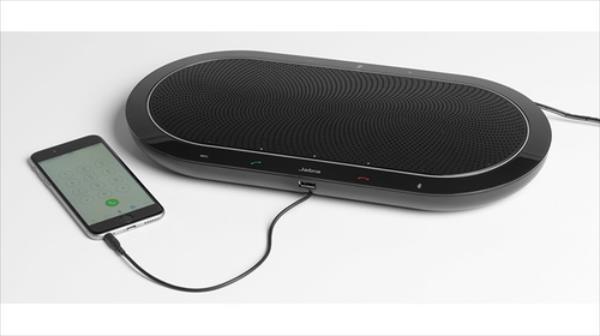 Jabra SPEAK 810 MS Conference Speakerphone  7810-109 pārnēsājamais skaļrunis