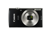 Canon Digital IXUS 185 black Digitālā kamera