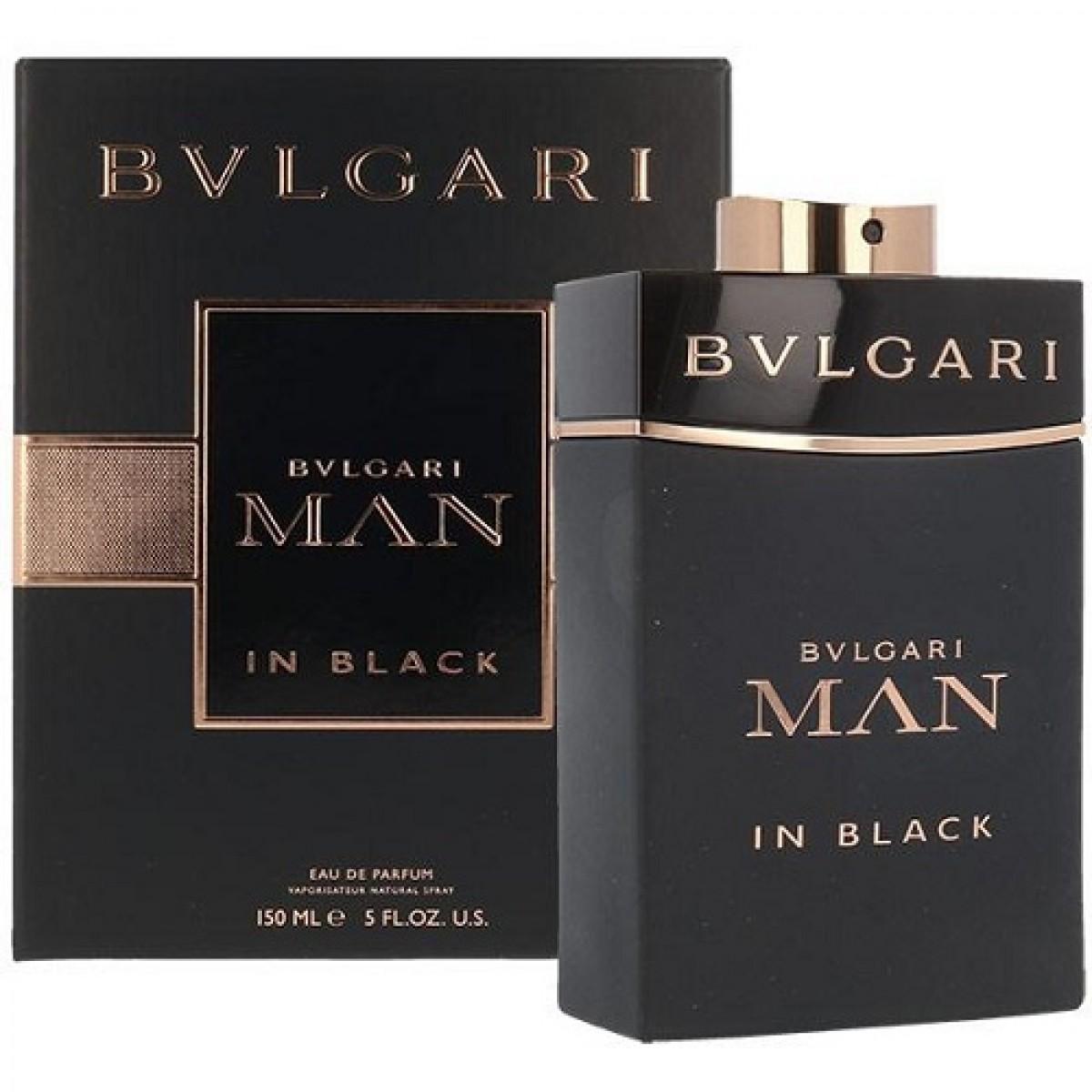 Bvlgari Man In Black (M) EDP/S 150ML Vīriešu Smaržas
