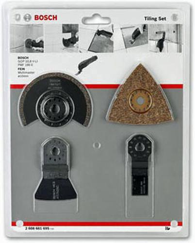 Bosch set 4 parts - 2608661695