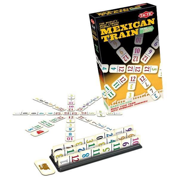 Tactic Mexican Train GTA-40484 galda spēle