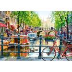Castor 1000 EL. Amsterdam puzle galda spēle