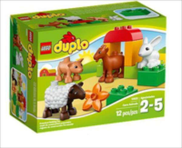 Lego Duplo Farm Animals LEGO konstruktors