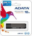 ADATA 16GB USB Stick S102 Pro USB gray USB Flash atmiņa
