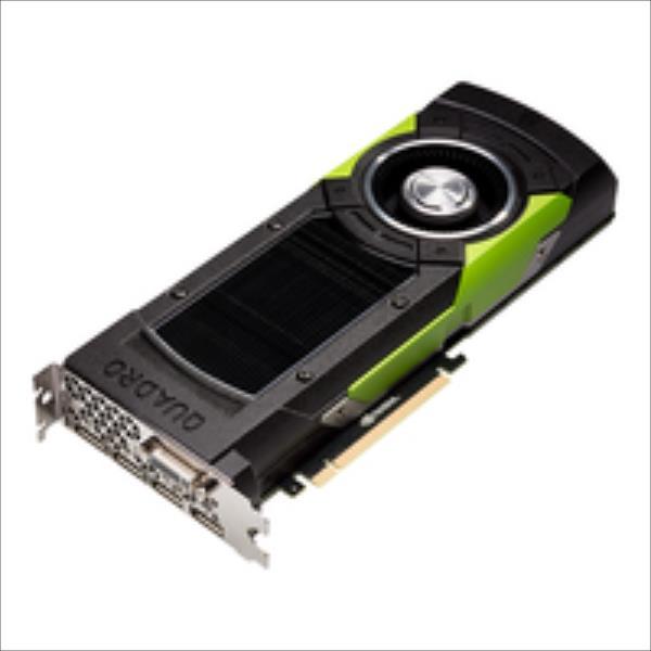 PNY NVIDIA Quadro M6000, 12GB GDDR5 (384 Bit), DVI, 4xDP, PCI-E 3.0 video karte