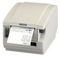 Citizen CT-S651, USB, White 203dpi, Cutter uzlīmju printeris