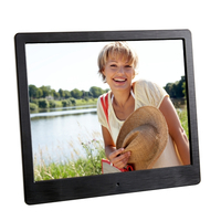 Intenso Digital Photo Frame 9,7'' MediaDesigner TFT/LCD, 1024x768, movies Foto rāmītis
