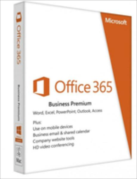 Microsoft Office 365 Business Premium Volume License, Multilingual