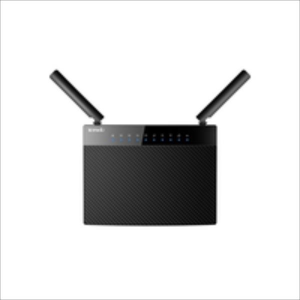 4 Gigabit ports, 802.11ac standard, Dual-Band AC Router WiFi Rūteris
