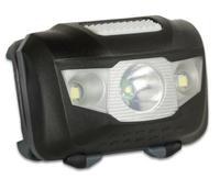 Arcas Headlight ARC5 1 LED+2 Flood light LEDs, 5 W, 160 lm, 4+3 light functions kabatas lukturis