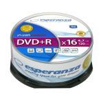 ESPERANZA DVD+R [ cake box 25   4.7GB   16x ] matricas
