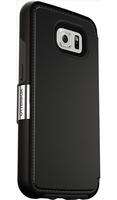 OTTERBOX STRADA GALAXY S6 BLACK aksesuārs mobilajiem telefoniem