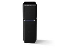 Panasonic SC-UA7 Audiosystem with Bluetooth black mūzikas centrs