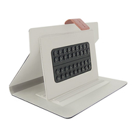 Qoltec Tablet Case High Effective Protection for Tablet 9-10.1'', black+brown soma foto, video aksesuāriem