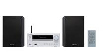 Pioneer X-HM36D-S mūzikas centrs