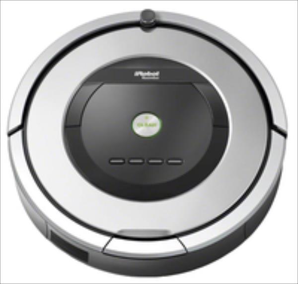 iRobot Roomba 886 robots putekļsūcējs