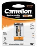Camelion Rechargeable Batteries Ni-MH 9V Block 250mAh Baterija