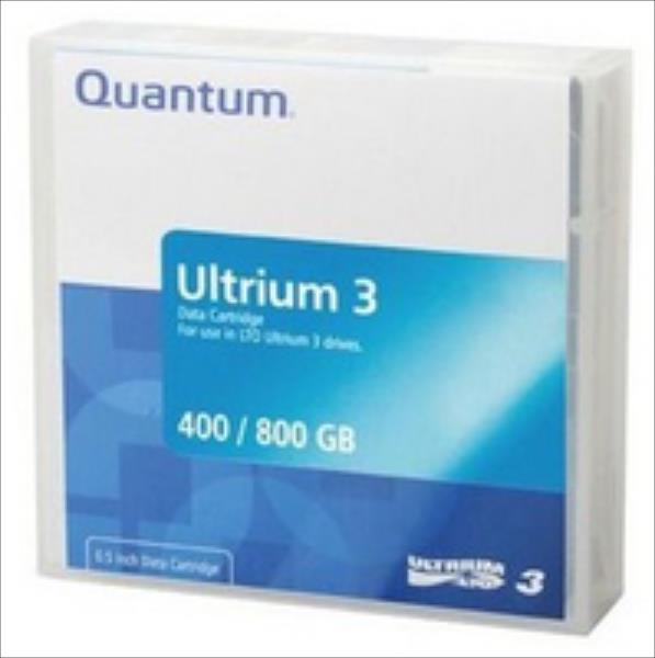 Quantum LTO3 Ultrium MR-L3MQN-01 matricas