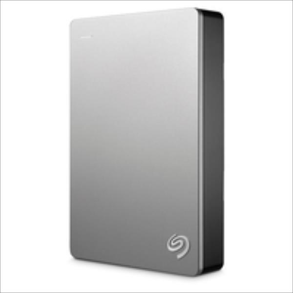 SEAGATE BackupPlus Port. 5TB HDD silver Ārējais cietais disks