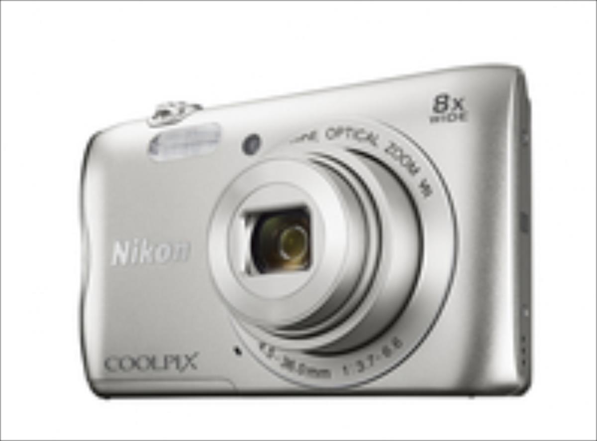 Nikon COOLPIX A300 Silver Digitālā kamera
