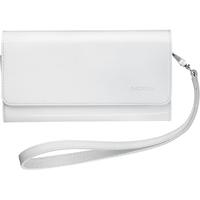 Nokia Carrying case Lumia 900 CP-590 White Glossy maciņš, apvalks mobilajam telefonam
