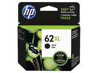 Ink HP 62XL black | 600 pg | HP ENVY 5540 kārtridžs