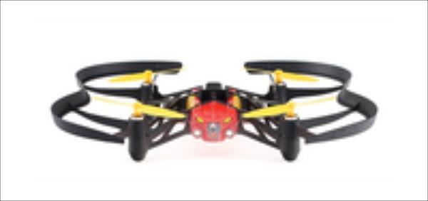 Parrot AIRBORNE NIGHT DRONE - Blaze Droni un rezerves daļas