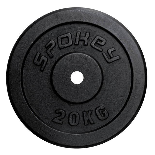 Sinis cast iron 20kg 84424 hanteles