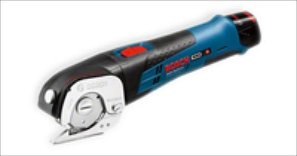 Bosch GUS 10,8 V-LI Professional 2x 2,0 Ah LI-ION Akku Elektroinstruments