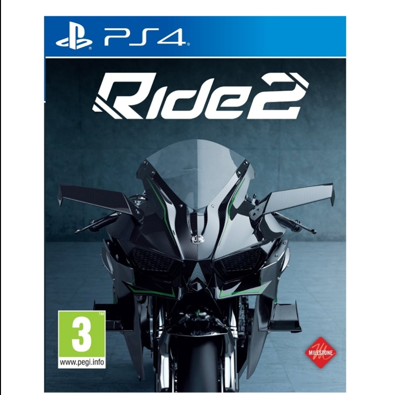 Sony Ride 2 PS4