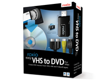 Program Corel Roxio Easy VHS to DVD for Mac (243100EU)